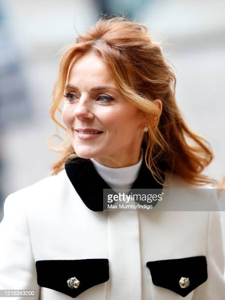 Geri Horner attends the Commonwealth Day Service 2020 at Westminster Abbey on March 9 2020 in London England The Commonwealth represents 24 billion...