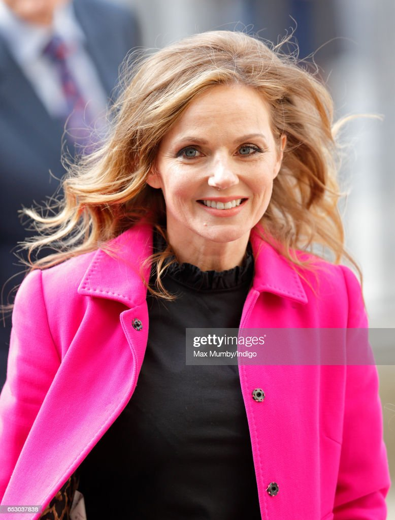 Geri Horner attends the Commonwealth Day Service at Westminster Abbey on March 13, 2017 in London, England.