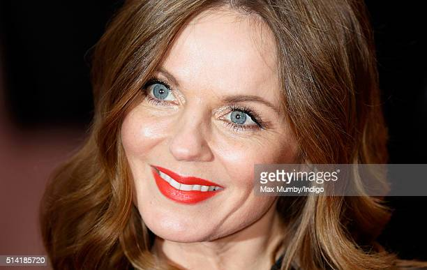 Geri Horner attends the Prince's Trust Celebrate Success Awards at the London Palladium on March 7, 2016 in London, England.