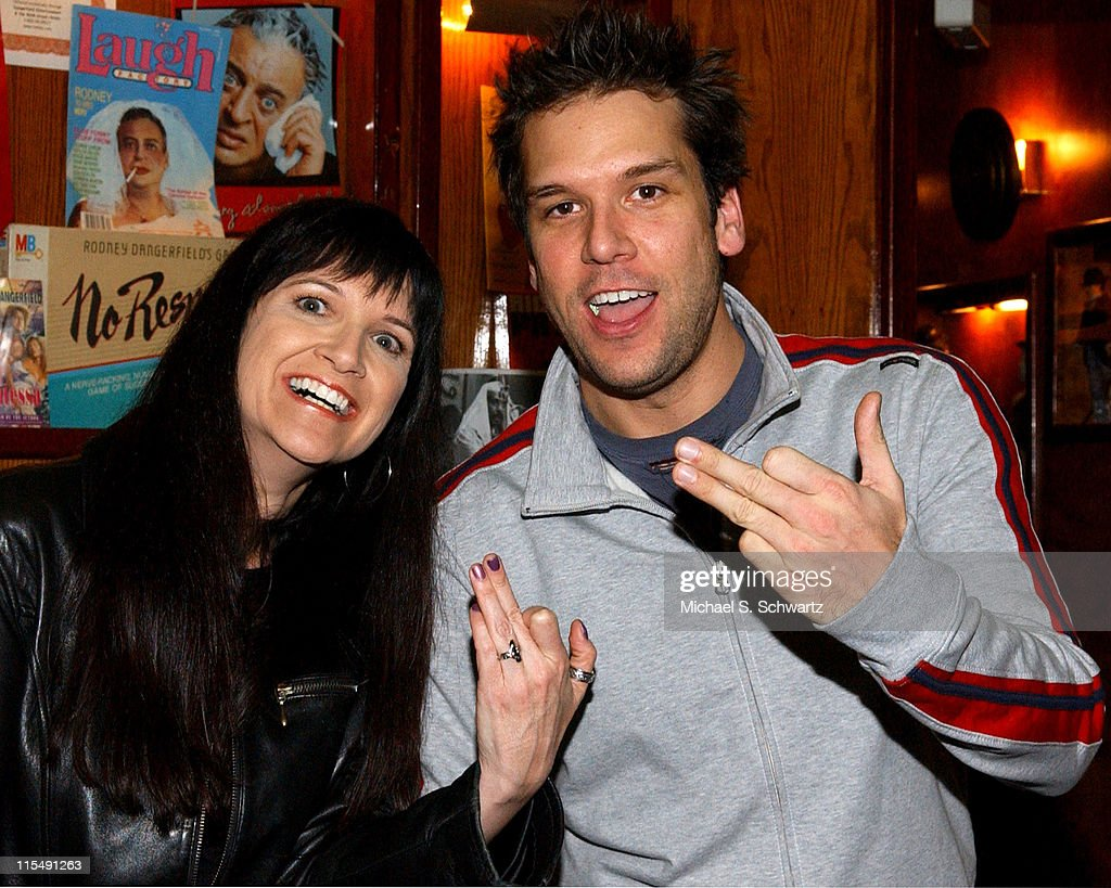 Freddy Soto Benefit at the Laugh Factory Starring Dane Cook - November 16, 2005 : News Photo