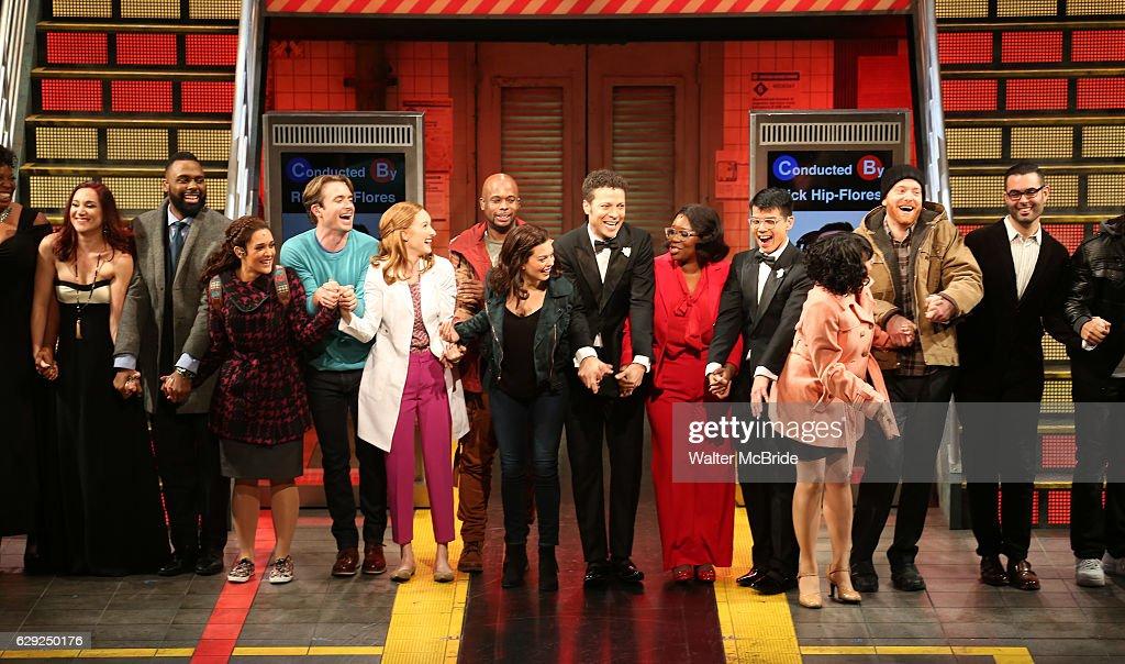 """In Transit"" Broadway Opening Night : News Photo"