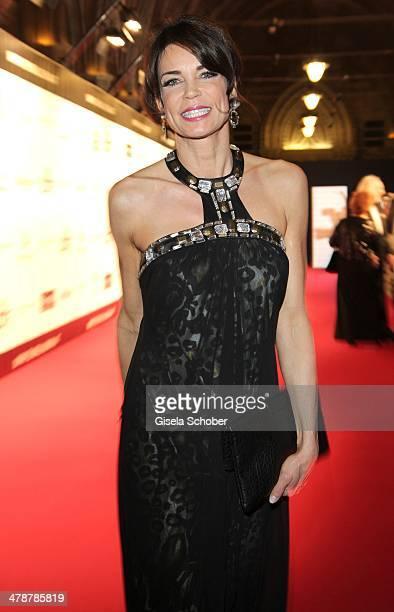 Gerit Kling attends the 5th Filmball Vienna at City Hall on March 14 2014 in Vienna Austria