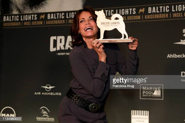"""March 09: Gerit Kling during the """"Baltic Lights"""" gala night event on March 9, 2019 in Heringsdorf, Germany. The annual charity event hosted by German..."""