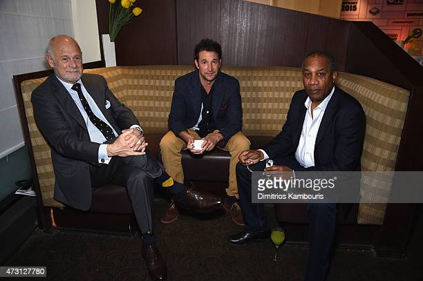 Gerlald McRaney Noah Wyle and Joe Morton attend the Turner Upfront 2015 at Madison Square Garden on May 13 2015 in New York City JPG