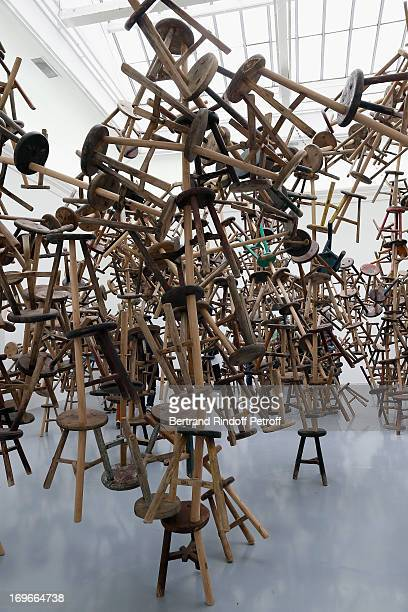 Germain Pavilion Ai Weiwei on May 29 2013 in Venice Italy