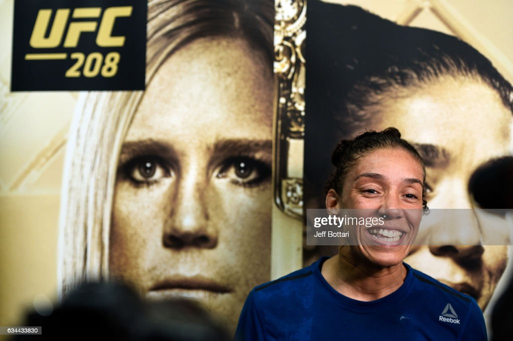 UFC 208: Open Workouts