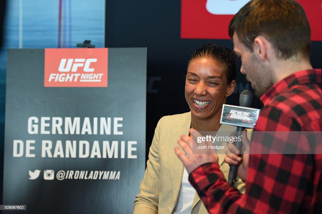 UFC Ultimate Media Day