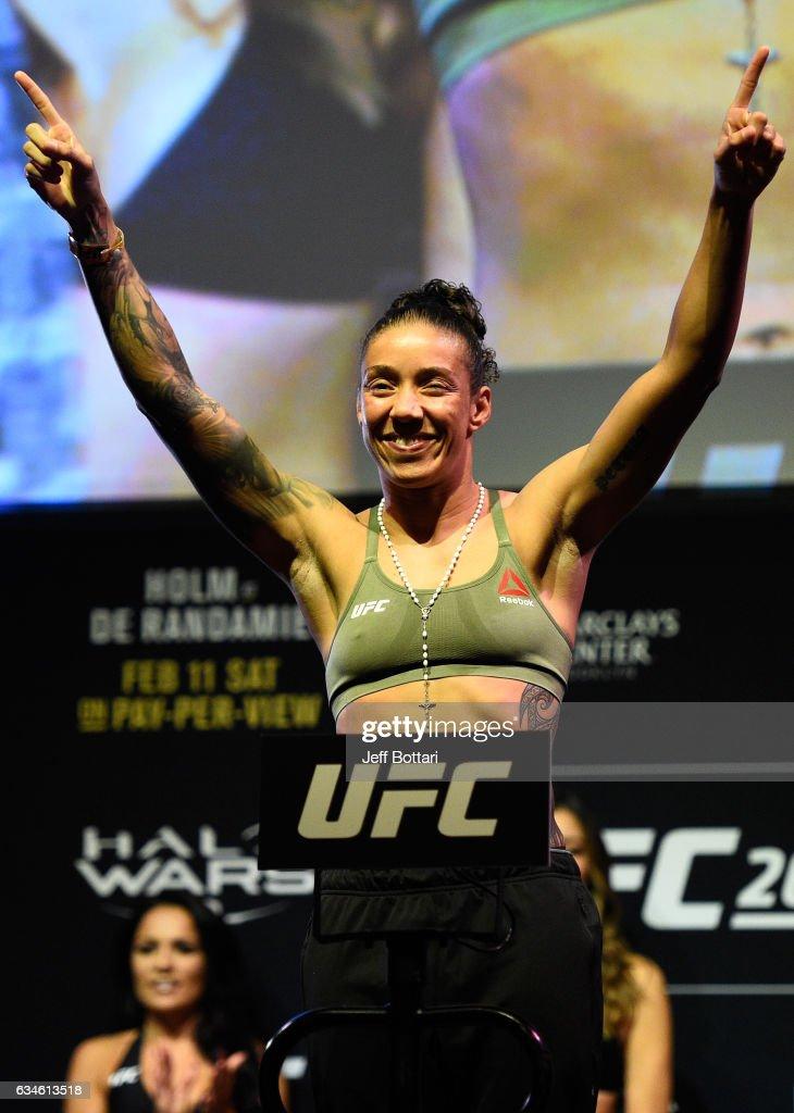 UFC 208: Weigh-ins