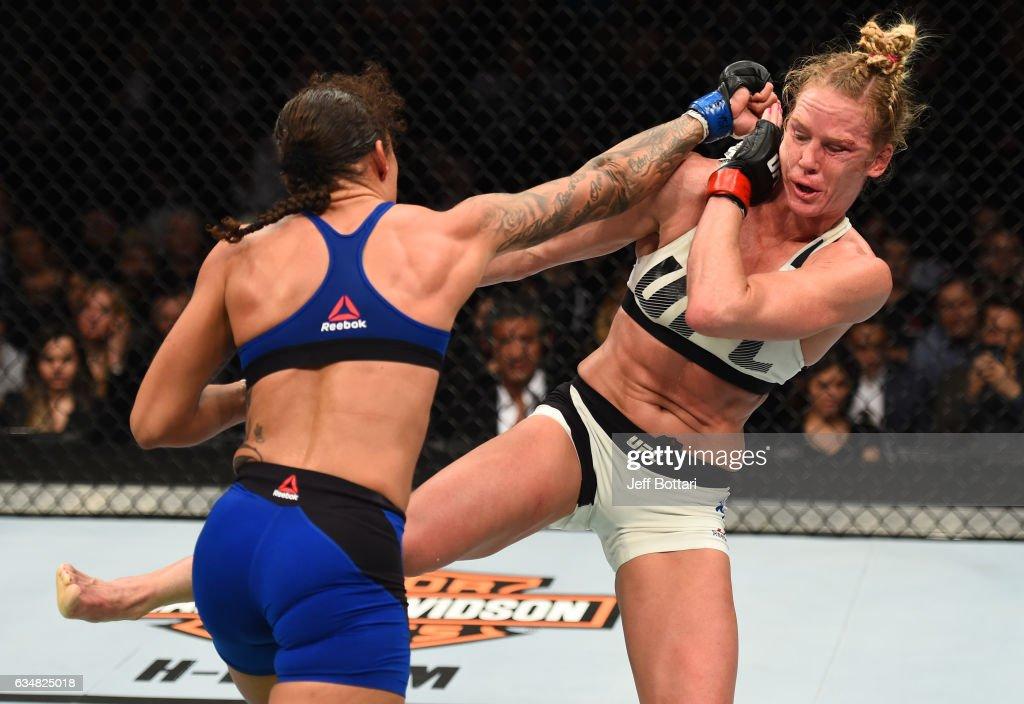 UFC 208: Holm v de Randamie : ニュース写真