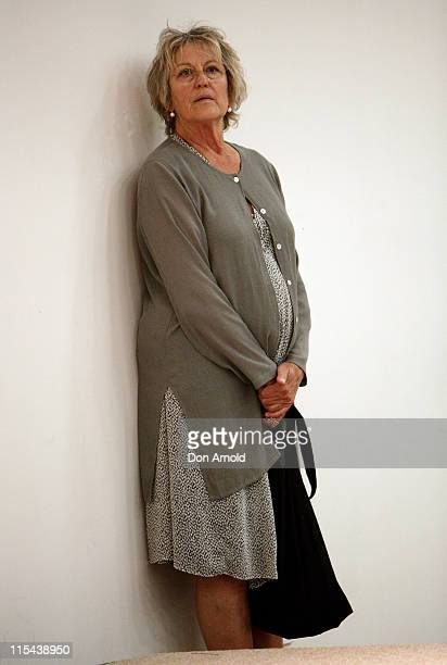 Germaine Greer addresses her audience during a media call at the NSW Teachers Federation Conference Centre on March 13, 2008 in Sydney, Australia.