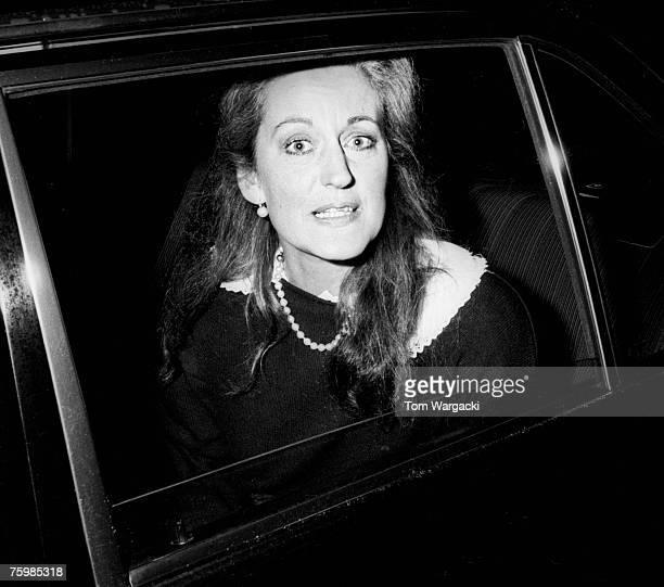 Germaine Greer sighting circa 1987 in London England
