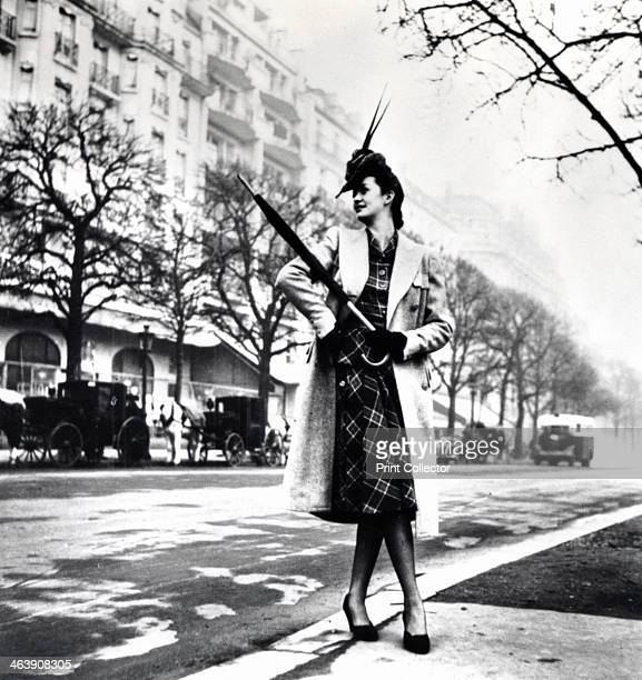 Germaine Leconte Paris February 1942