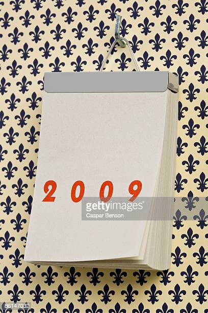 A German 2009 calendar