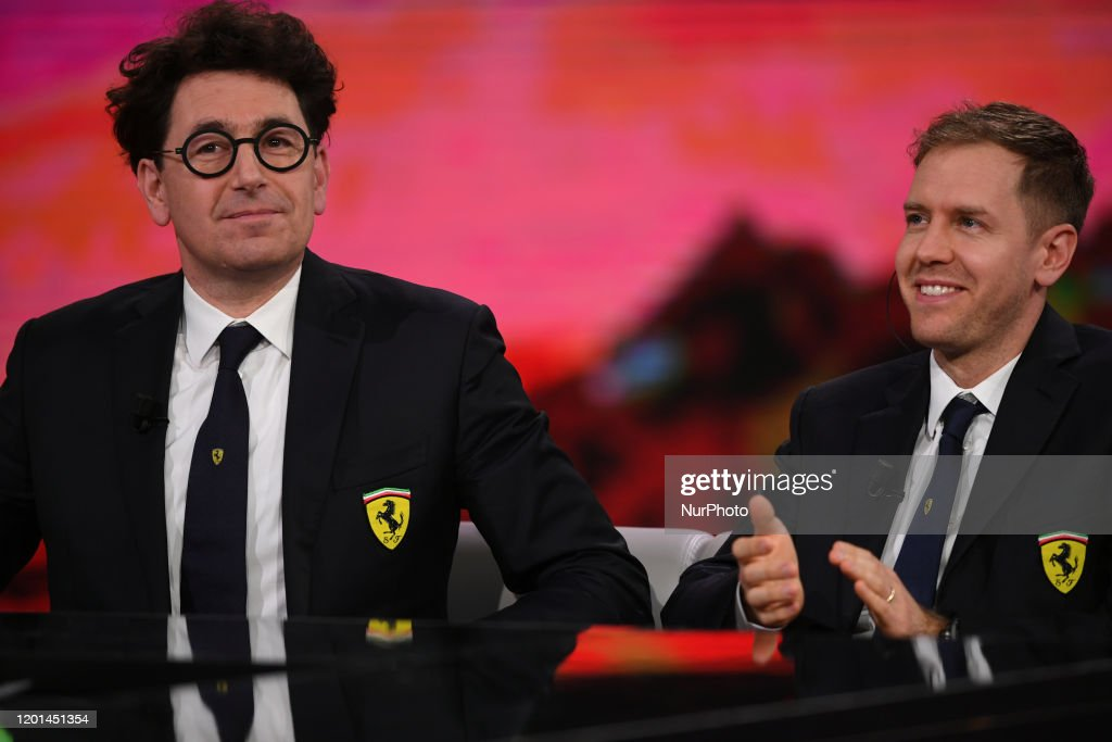 Che Tempo Che Fa TV Show - Feb 16, 2020 : News Photo