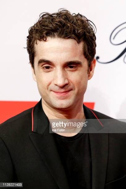 German actor and director Oliver Wnuk attends the Medienboard Berlin-Brandenburg Reception on the occasion of the 69th Berlinale International Film...
