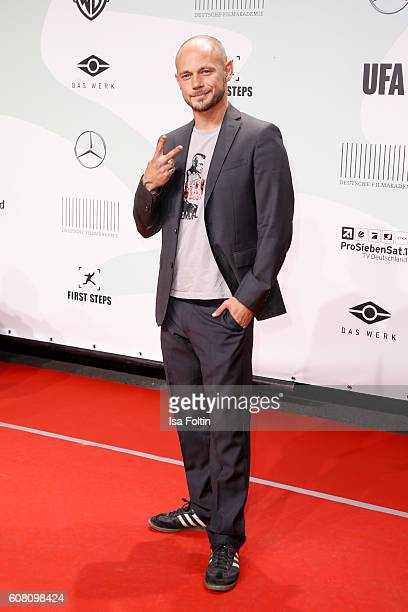 German actor Antonio Wannek attends the First Steps Awards 2016 at Stage Theater on September 19 2016 in Berlin Germany