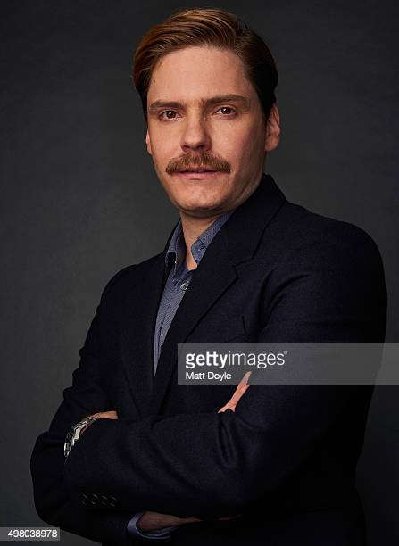 German actor Daniel Bruhl is photographed for SAG Foundation on October 18 in New York City Credit must read Matt Doyle/SAG Foundation/Contour by...