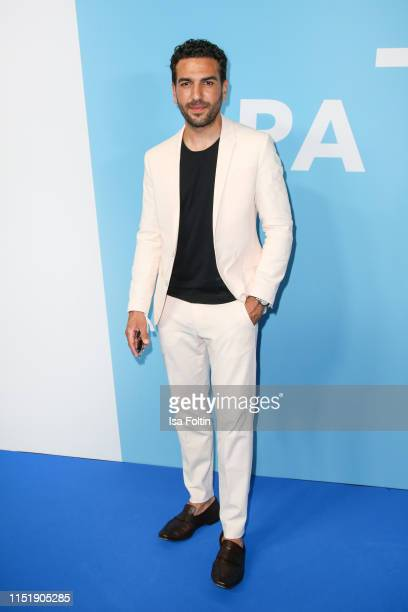 German actor Elyas MBarek attends the summer party of the German Producers Alliance on June 25 2019 in Berlin Germany