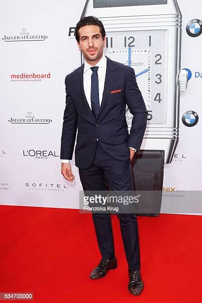 German actor Elyas M'Barek during the Lola German Film Award 2016 on May 27 2016 in Berlin Germany