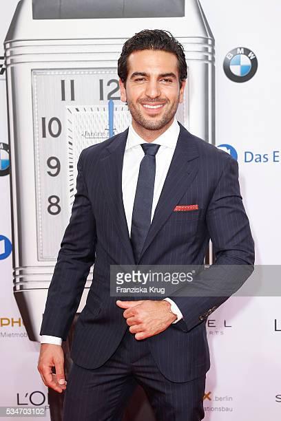 German actor Elyas M'Barek during the Lola German Film Award 2016 on May 27, 2016 in Berlin, Germany.