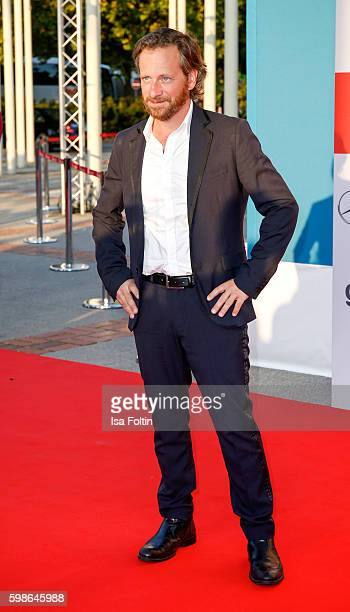 German actor Fabian Busch attends the IFA 2016 opening gala on September 1, 2016 in Berlin, Germany.