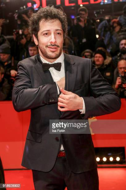 German actor Fahri Yardim attends the Opening Ceremony 'Isle of Dogs' premiere during the 68th Berlinale International Film Festival Berlin at...