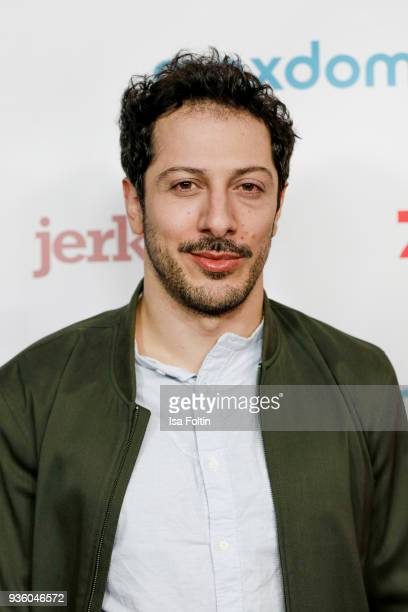 German actor Fahri Yardim during the 'jerks' premiere at Zoo Palast on March 21 2018 in Berlin Germany