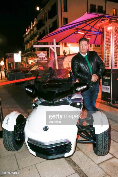 German actor Francis Fulton Smith attends the 'Baltic Lights' charity event on March 10 2017 in Heringsdorf Germany Every year German actor Till...