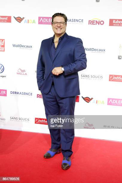 German actor Francis Fulton Smith attends the 'Goldene Bild der Frau' award at Hamburg Cruise Center on October 21 2017 in Hamburg Germany