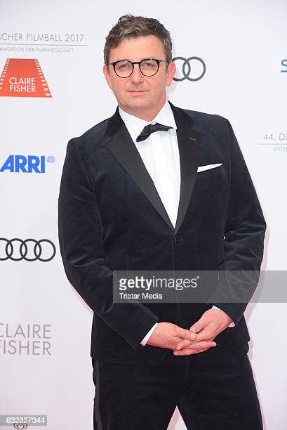 German actor Hans Sigl attends the German Film Ball 2017 at Hotel Bayerischer Hof on January 21 2017 in Munich Germany