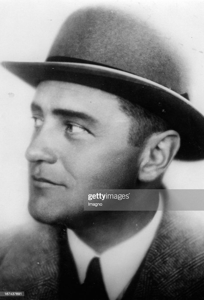 German actor Harry Liedtke. 1930. Photograph. (Photo by Imagno/Getty Images) Der deutsche Schauspieler Harry Liedtke. 1930. Photographie.