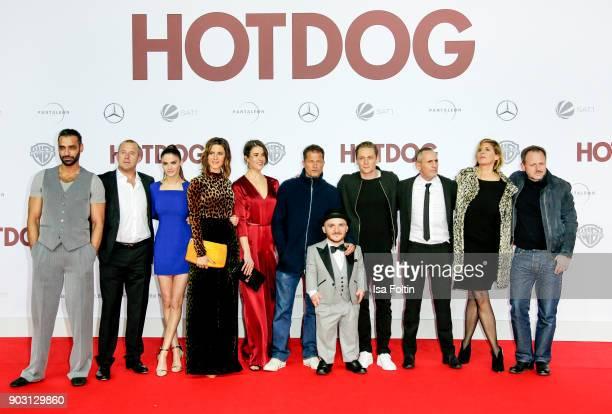 German actor Heino Ferch German actress and model Lisa Tomaschewsky German actress Christina Hecke German actress Anne Schaefer German actor and...