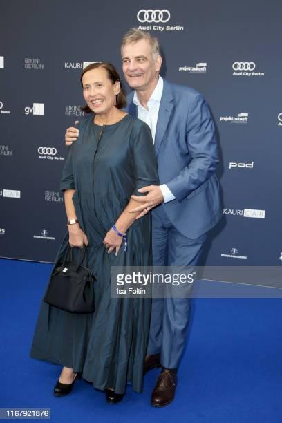 """German actor Heinrich Schafmeister and his wife Jutta Schafmeister at the award ceremony of the """"Deutscher Schauspielpreis"""" at Zoo Palast on..."""