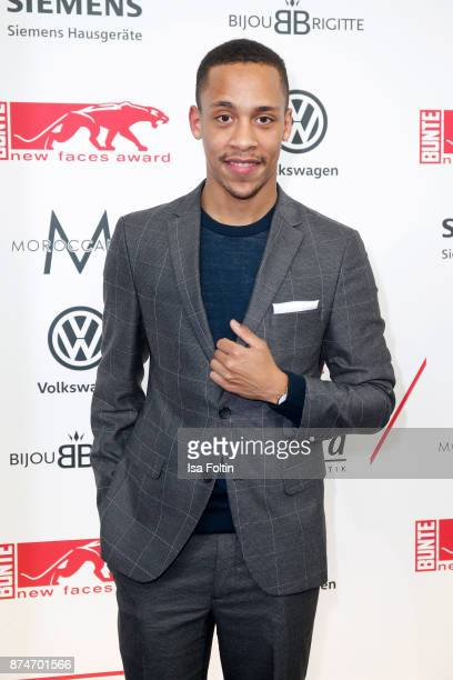 German actor Jerry Hoffmann attends the New Faces Award Style 2017 at The Grand on November 15 2017 in Berlin Germany