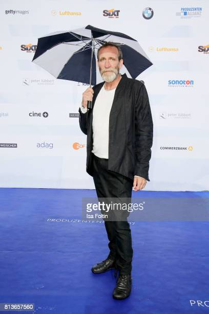 German actor Jochen Nickel attends the summer party 2017 of the German Producers Alliance on July 12 2017 in Berlin Germany