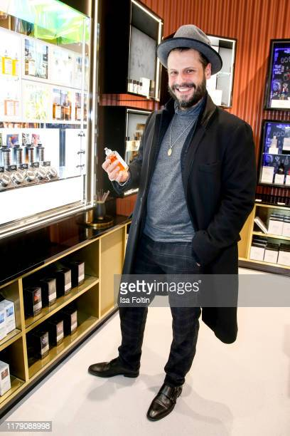 German actor Manuel Cortez attends the Douglas FlagshipStore Opening on October 30 2019 in Berlin Germany