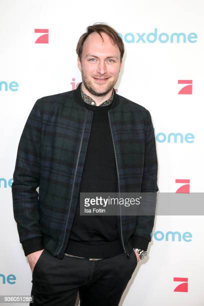 German actor Martin Stange during the 'Jerks' premiere at Zoo Palast on March 21 2018 in Berlin Germany