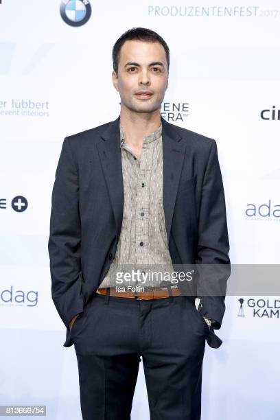 German actor Nikolai Kinski attends the summer party 2017 of the German Producers Alliance on July 12, 2017 in Berlin, Germany.
