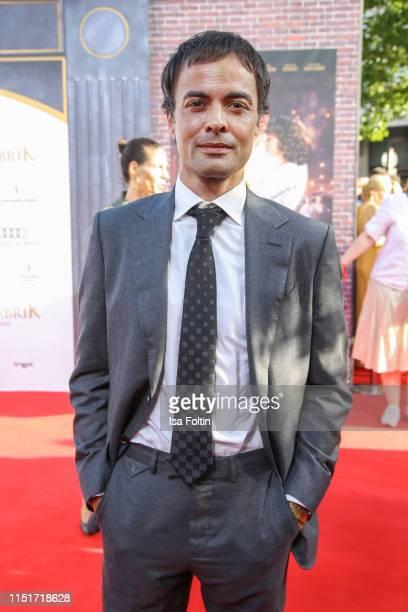 """German actor Nikolai Kinski attends the """"Traumfabrik"""" Movie Premiere on June 24, 2019 in Berlin, Germany."""