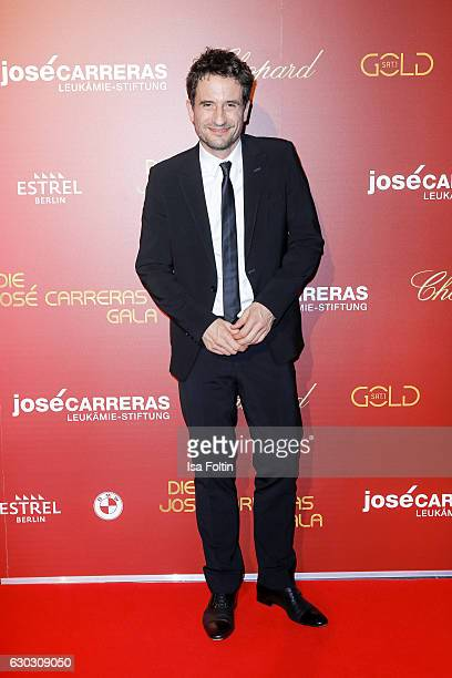 German actor Oliver Mommsen attends the 22th Annual Jose Carreras Gala on December 14 2016 in Berlin Germany