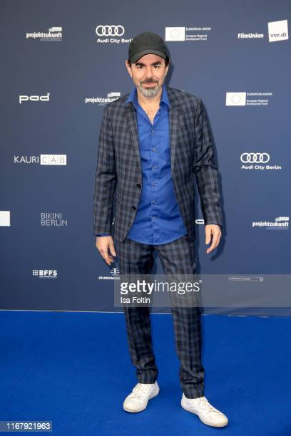 German actor Oscar Ortega Sanchez at the award ceremony of the Deutscher Schauspielpreis at Zoo Palast on September 13 2019 in Berlin Germany