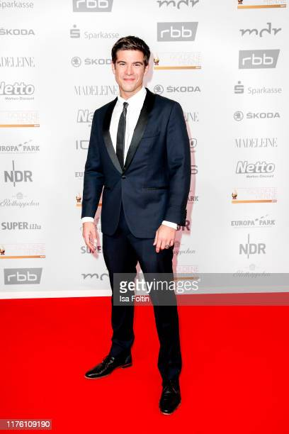 German actor Philipp Danne attends the Goldene Henne at Messe Leipzig on September 20 2019 in Leipzig Germany