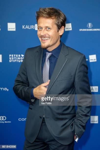 German actor Roman Knizka during the 6th German Actor Award Ceremony at Zoo Palast on September 22, 2017 in Berlin, Germany.