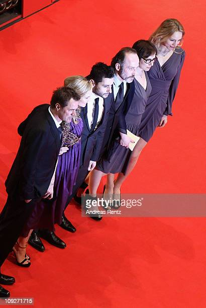 German actor Sebastian Koch German actress Diane Kruger director Jaume ColletSerra Austrian actor Karl Markovics German actress Eva Loebau and German...