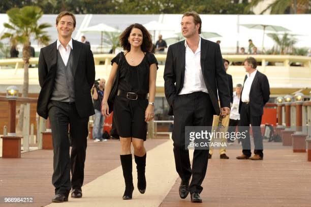 German actor Sebastien Koch Canadian actress Neve Campbell British actor Stephen Campbell Moore