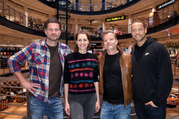 DEU: Globetrotter Celebrates 40th Anniversary In Cologne