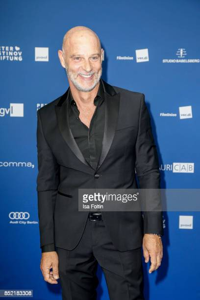 German actor Simon Licht during the 6th German Actor Award Ceremony at Zoo Palast on September 22, 2017 in Berlin, Germany.