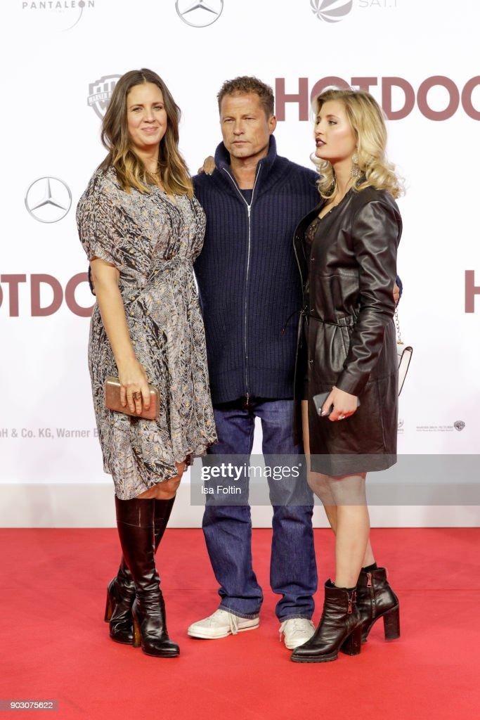 'Hot Dog' Premiere In Berlin