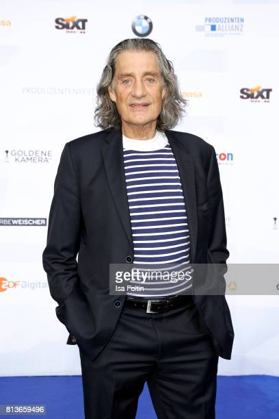 German actor Winfried Glatzeder attends the summer party 2017 of the German Producers Alliance on July 12 2017 in Berlin Germany