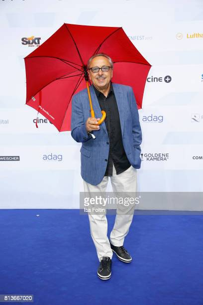 German actor Wolfgang Stumph attends the summer party 2017 of the German Producers Alliance on July 12, 2017 in Berlin, Germany.